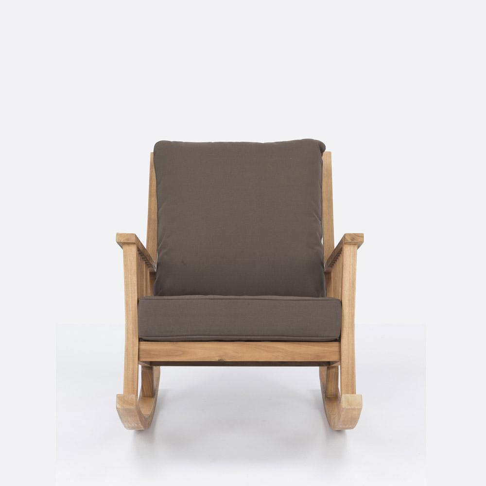 Cadeira de baloiço exterior KAMAKUPA