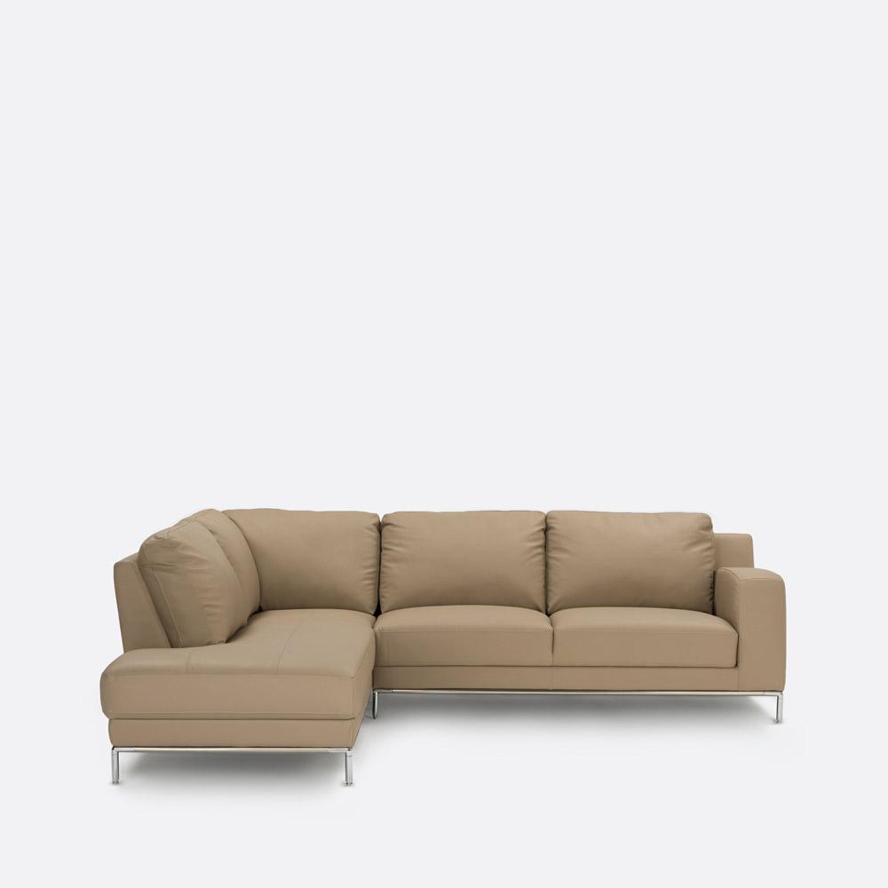 Sofá chaise-longue esquerda GHABOU