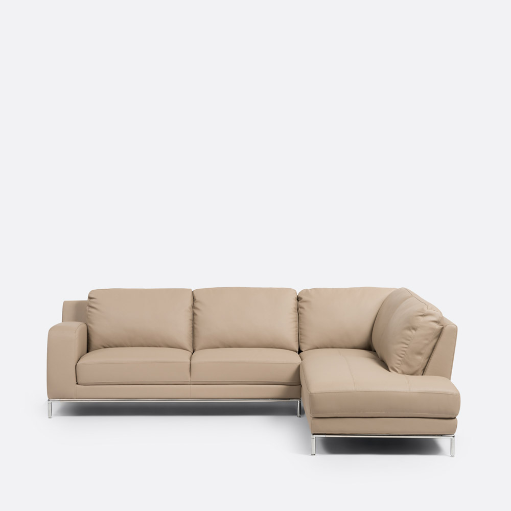 Sofá chaise-longue direita GHABOU