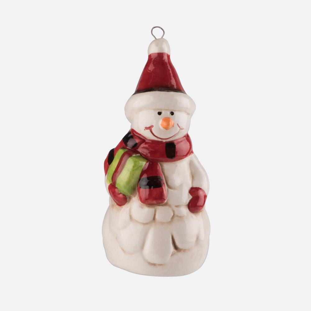 Enfeite de natal boneco de neve CHRISTOR