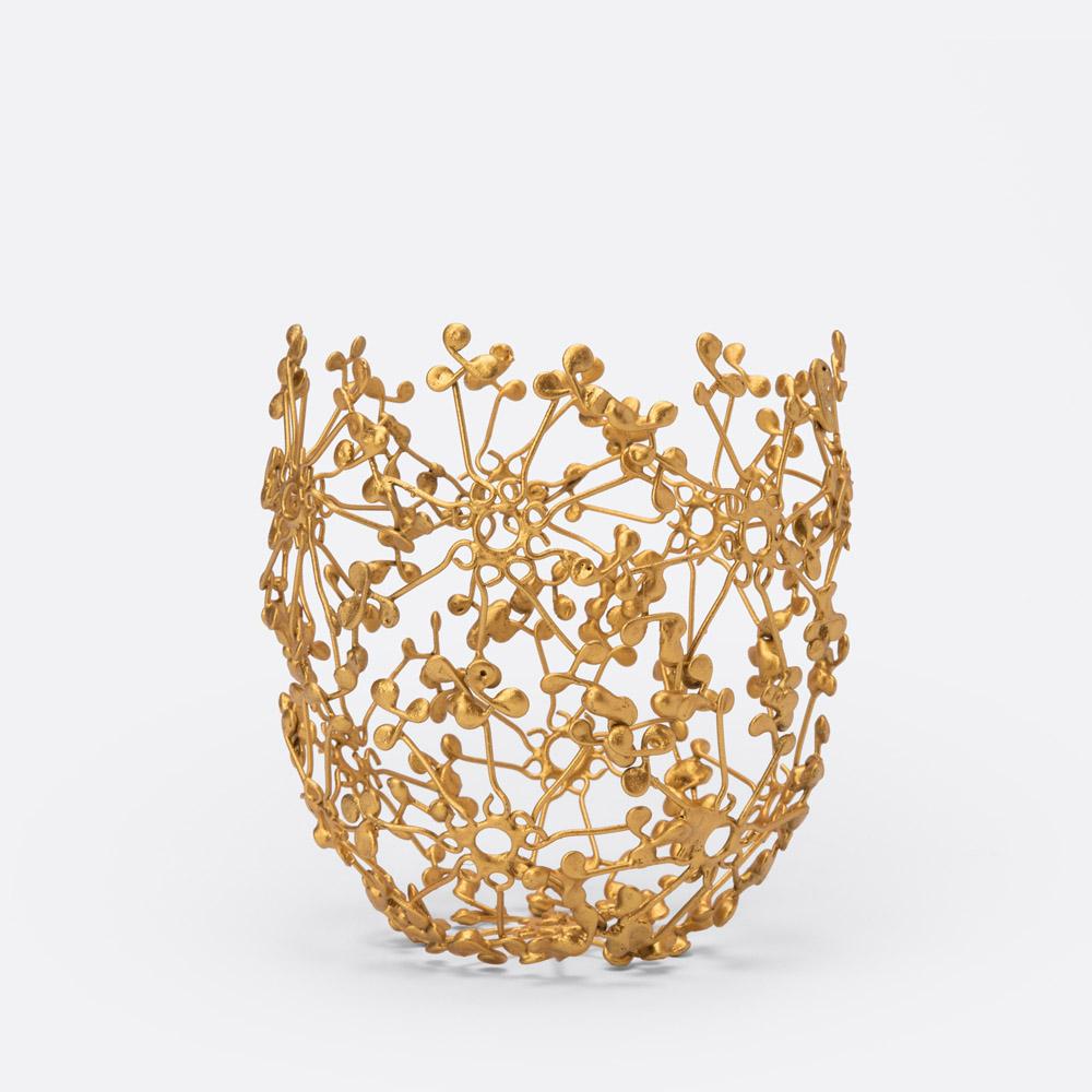 Taça decorativa ASWINI