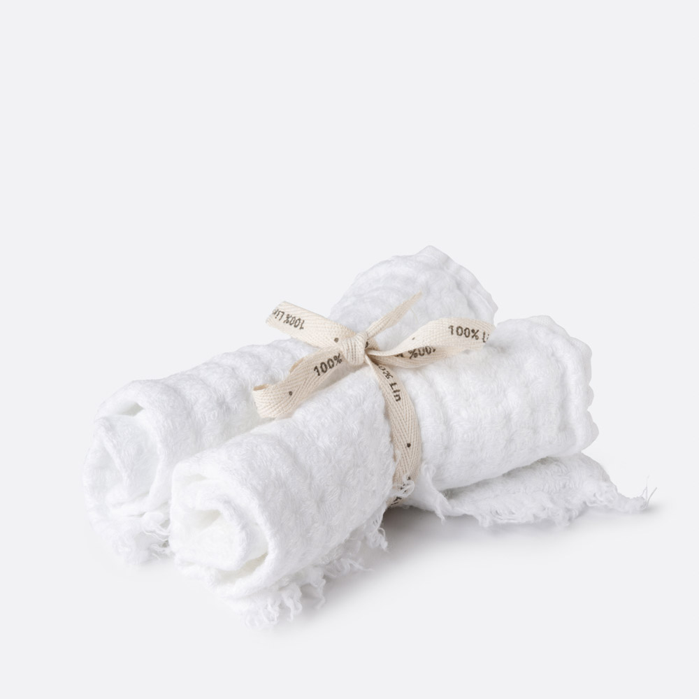 Conjunto 2 toalhetes mãos MARIA
