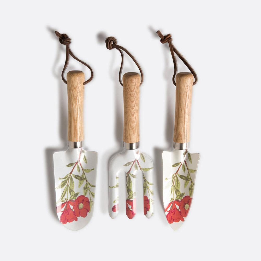 Conjunto de ferramentas de jardinagem GRAZIELA