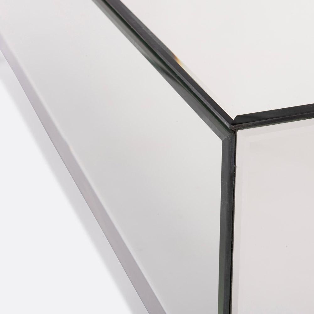 Mesa de centro espelhada SMARA