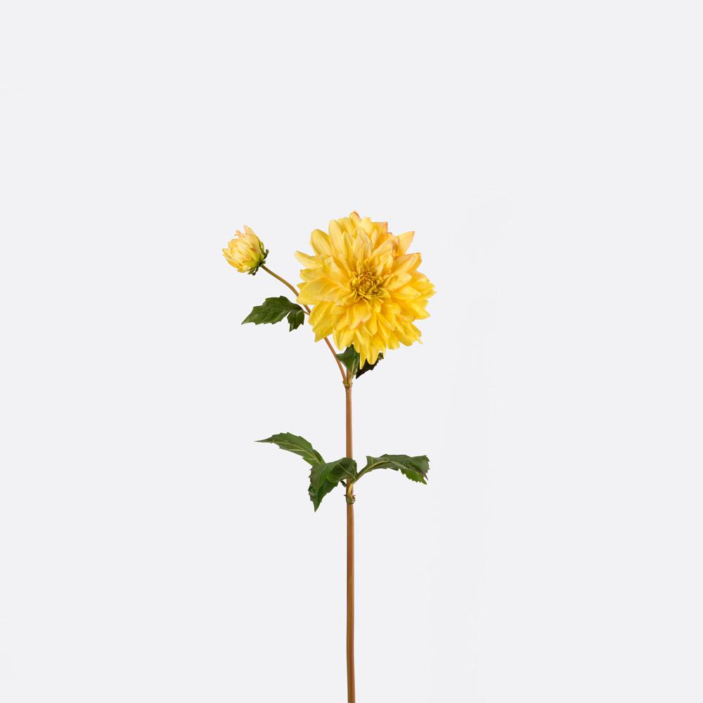 Flor artificial dália DAHLIA