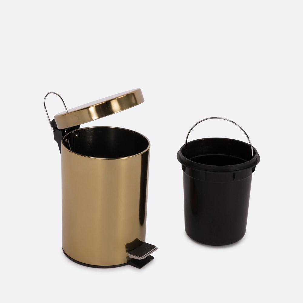 Caixote lixo wc 3l BENTO