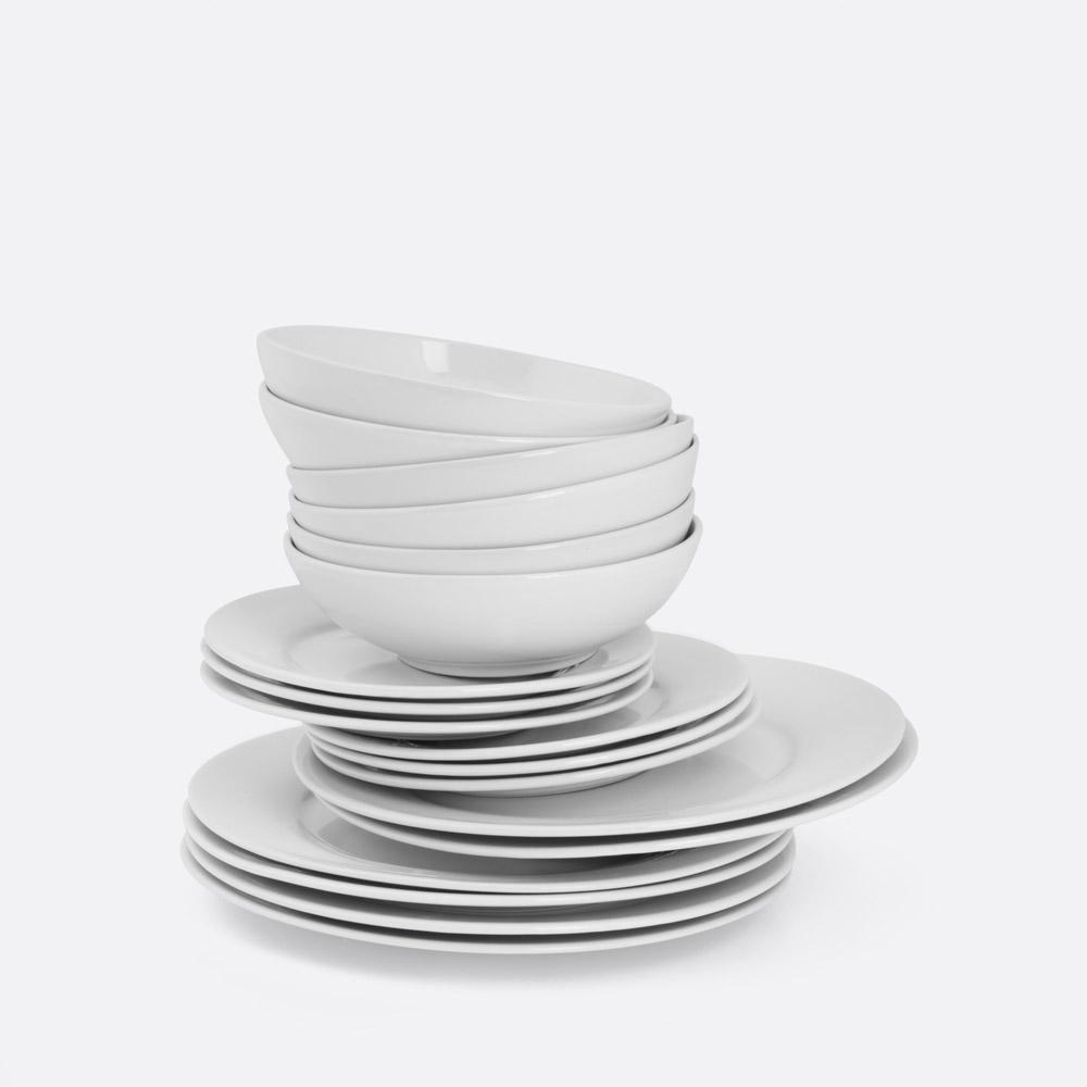 Serviço de jantar 18 peças ANICK