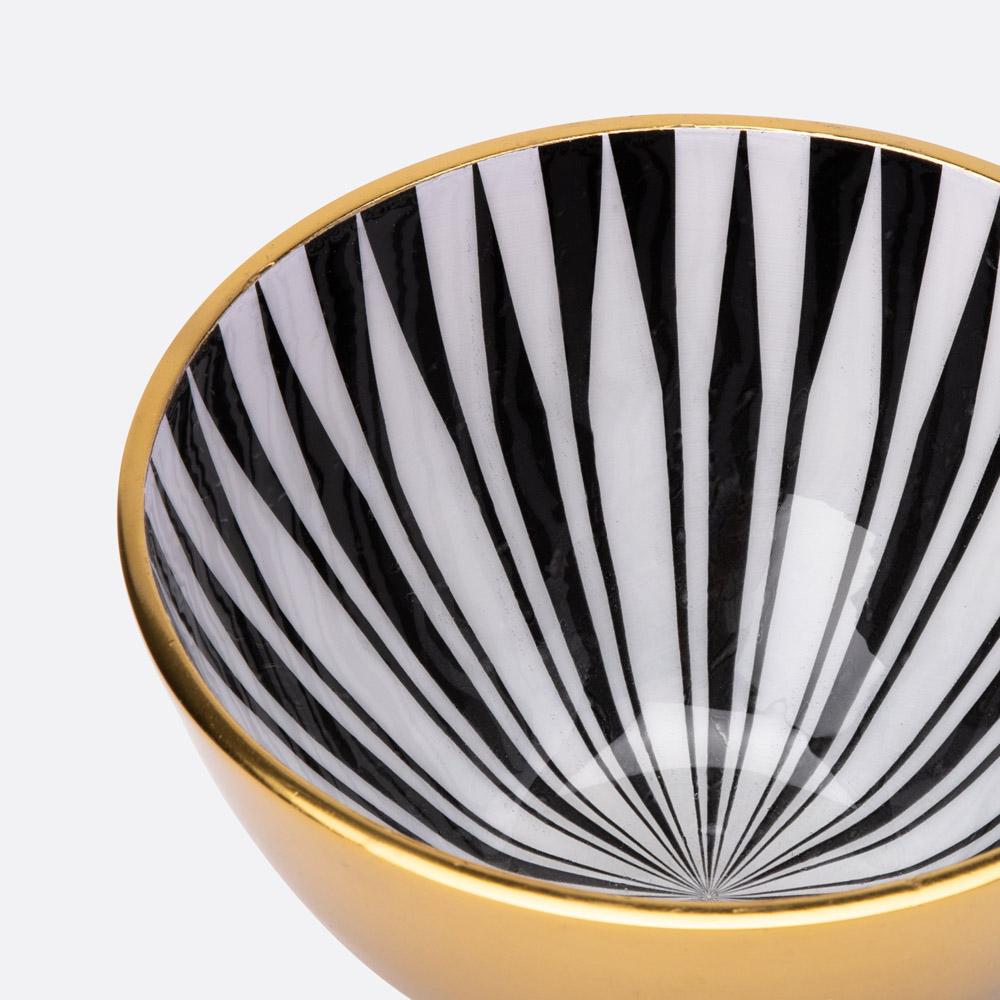 Taça decorativa HEIDI