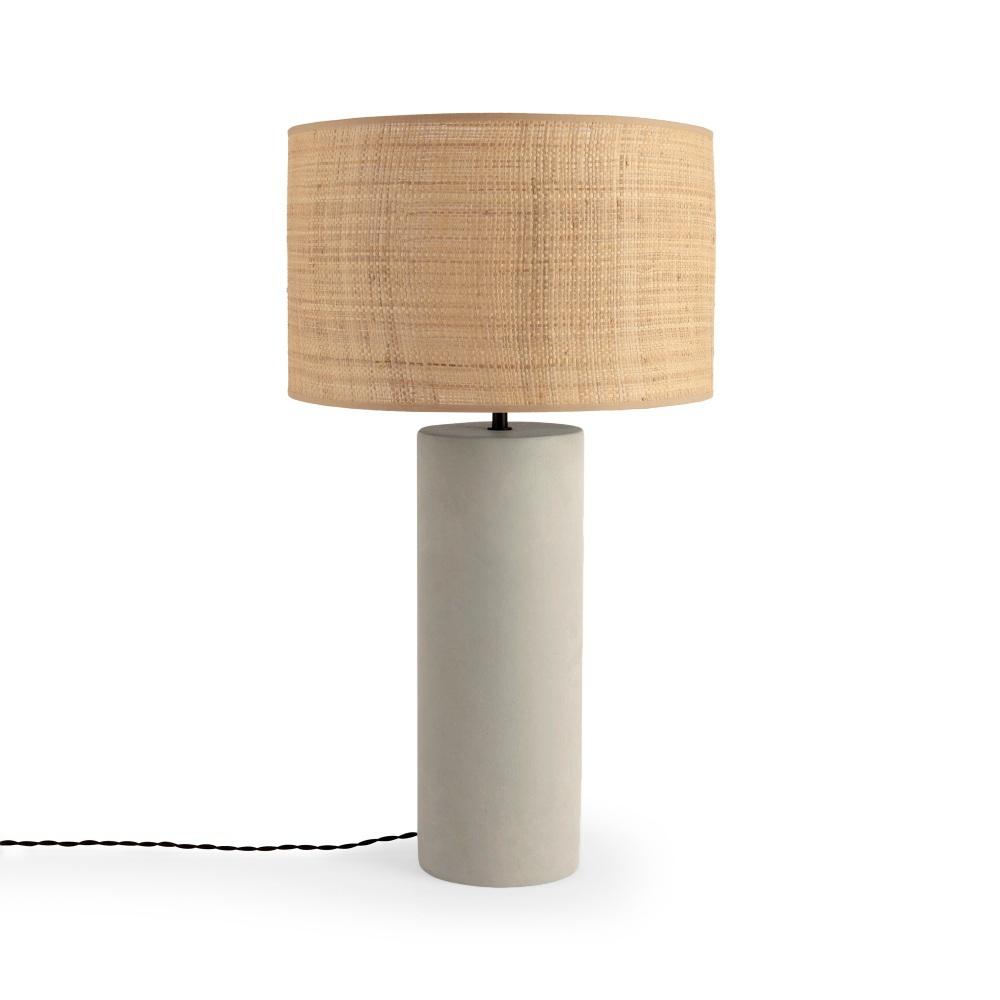 Base de candeeiro de mesa CIGAR