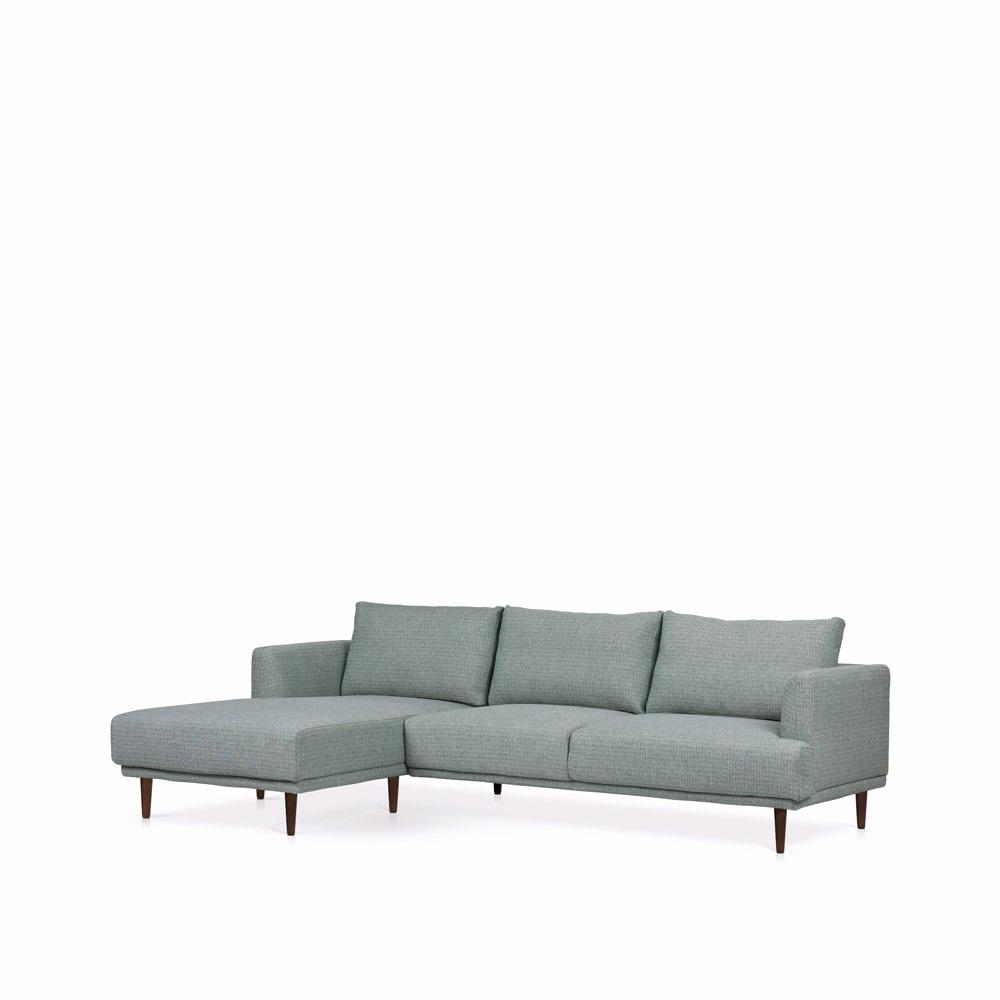 Sofá chaise-longue esquerda BARTOLOMEU