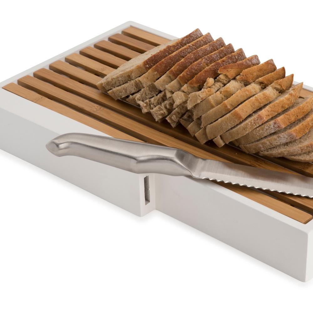 Tábua de pão com faca BAMBINA