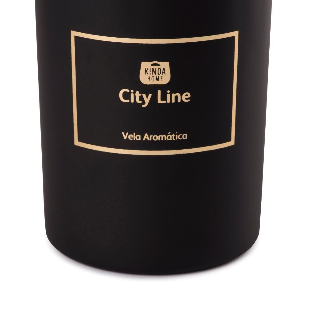 Vela aromática CITY LINE